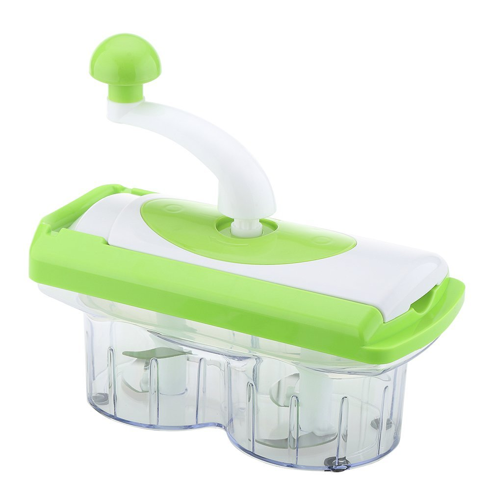 GDEALER 5 in 1 Vegetable Cutter Food Slicer